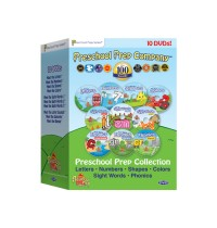 Preschool Prep 10 Video Downloads